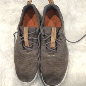 Sperry Men's Sneakers Leather Size 12M